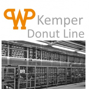 WP Kemper Γραμμές Παραγωγής Donut
